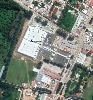 Carretera Chamula, Predio El Carmen.